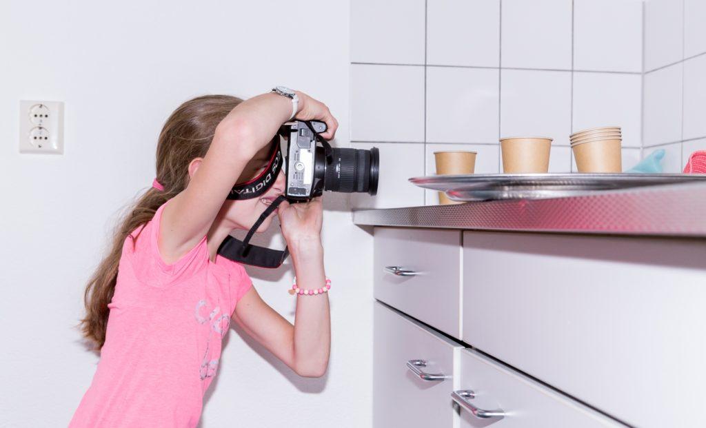 project fotografen in de dop